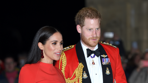 Meghan Markle and Prince Harry Have Signed a major deal with Netflix