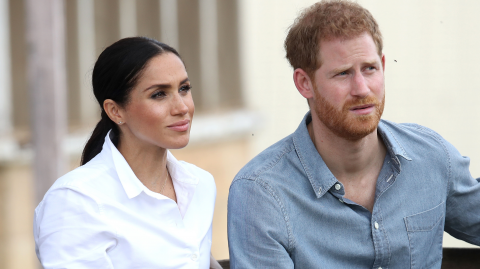 Royal Snub: Royal Family Birthday Wishes to Prince Harry Contain Dig at Meghan Markle?