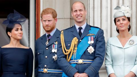Prince William 'encouraged' Harry's Nazi costume, suggests explosive new book