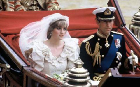 This is why Lady Diana lost so much weight right before her wedding