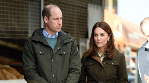 William and Kate left heartbroken as 'heart of the family' passed away
