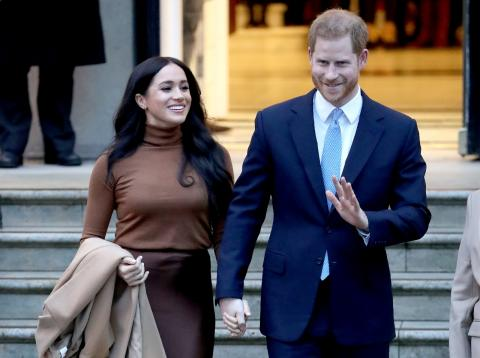Meghan Markle reveals miscarriage in open letter to the New York Times