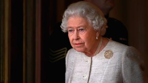 The Queen's long time companion has passed away