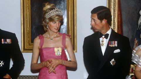 Royal biographer reveals Princess Diana's first impression of Charles