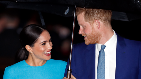 Could Meghan and Harry be returning to the Royal Family in 2021?