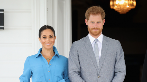 Meghan Markle and Prince Harry set to launch Spotify playlist