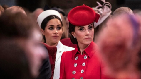 Meghan Markle once made this 'Pomp' comment about Kate Middleton