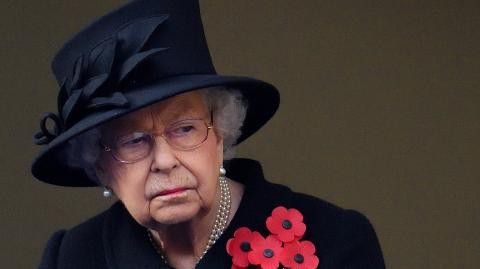 The queen forced to cancel century-old tradition this year