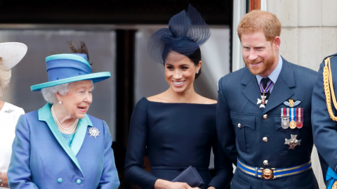 Harry and Meghan set to make royal reunion