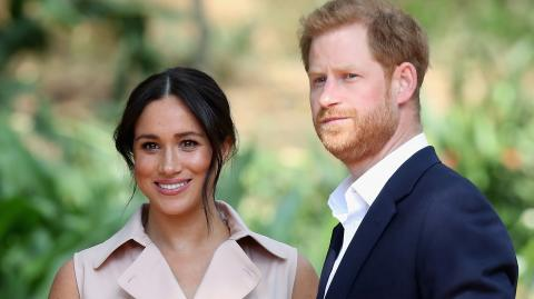 Harry and Meghan looking to set up UK production company