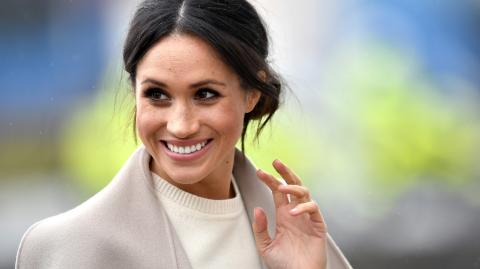 Meghan Markle dropped her royal title on Lilibet's birth certificate