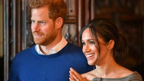 Prince Harry and Meghan Markle reveal the sex of their baby!