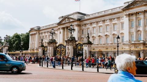 Buckingham Palace under fire after accusations of racism