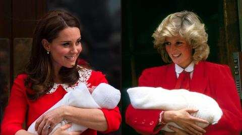 Kate Middleton learned this valuable lesson from Diana
