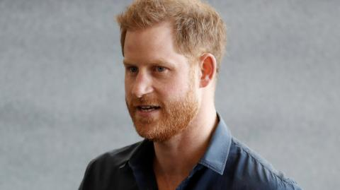 Prince Harry is back in London to attend Prince Philip's funeral