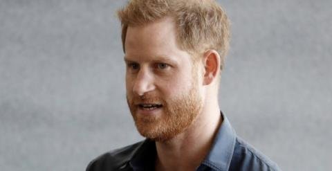 Prince Harry's 'frosty welcome' during family reunion