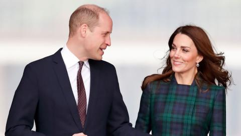 Kate Middleton and Prince William now have their own YouTube channel