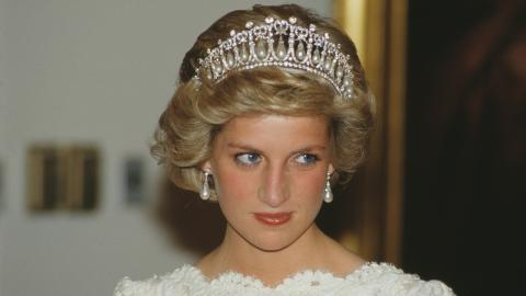 BBC returns BAFTA for 1995 panorama interview with Princess Diana