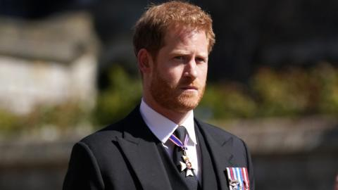 Does Harry have a claim on Prince Philip's inheritance?