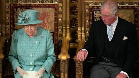 Queen Elizabeth II's firm stance following Prince Philip's death