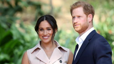 Meghan Markle and Prince Harry welcome brand new baby girl