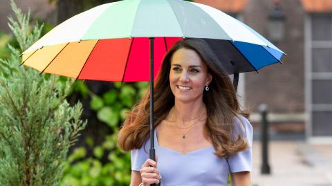 Here's why Kate Middleton won't be at the 1 July inauguration