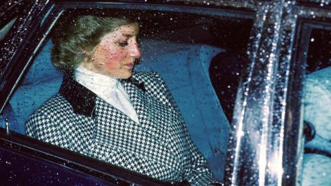 This was Prince Charles' reaction to Lady Diana's death