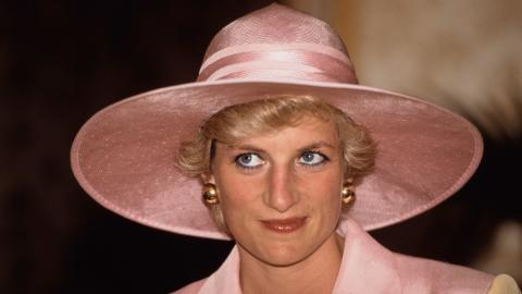 Rare photo of Princess Diana with long hair has just been released
