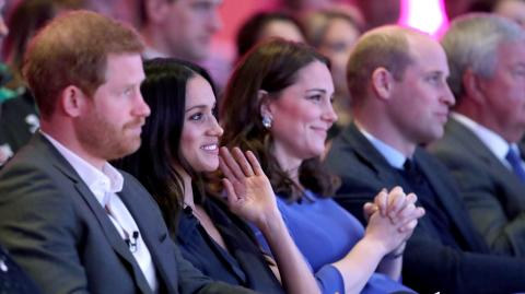 Harry not happy with the way William and Kate treated Meghan, says royal expert