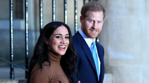 Former chief of staff to the Sussexes talks about her 'incredible relationship' with Harry and Meghan