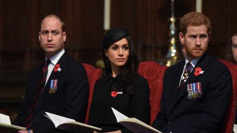 Royal family waited 52 days to add Harry & Meghan's daughter to line of succession