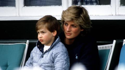 Lady Diana: Prince William's last conversation with his mother, which he regrets
