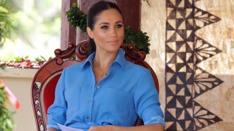 Meghan Markle's former friends warn royal family about one of her scary habits