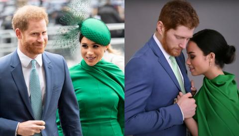 5 times we mistook the cast of new Harry & Meghan movie as their real life counterparts