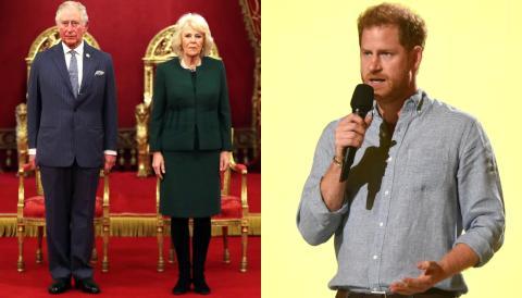 Prince Harry to spill Camilla's secrets in new memoir, insider reveals