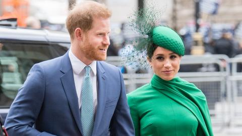 Harry and Meghan 'humbled' to make TIME's most influential people list