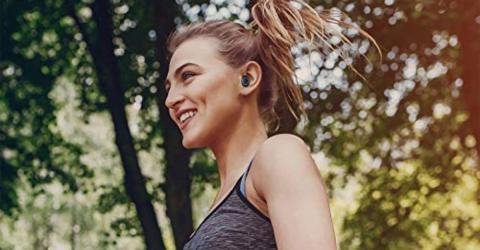 Early Amazon Black Friday: 74% off HETP Wireless Headphones