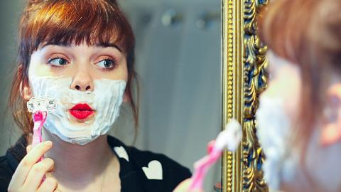 Should you add face shaving to your skincare routine?