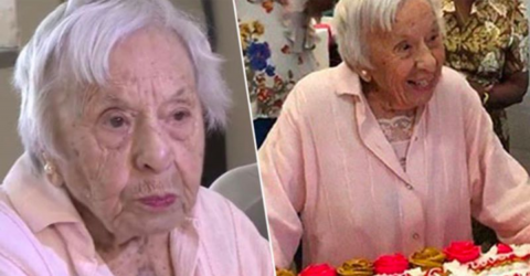 This 107-Year-Old Has A Juicy Secret To Her Long Life Which Men Will Hate