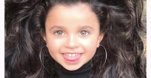 This Little Girl Has Been Driving The Internet Crazy With Her Incredible Locks