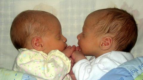A Woman Recently Gave Birth To Twins Born In Different Years