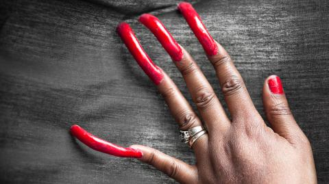 One Woman Decided To Grow Out Her Nails for a Shocking Reason