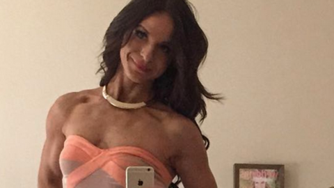 Fitness blogger was mocked for wearing this inappropriate dress to a wedding
