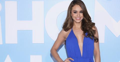 This TV presenter has undergone a drastic transformation