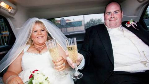 He hid their wedding photos from his wife for this heartbreaking reason