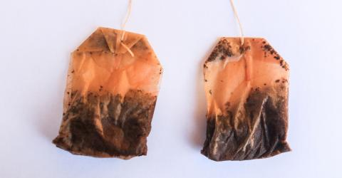 Scientists Say Teabags May Be Filling Your Tea With Microplastics