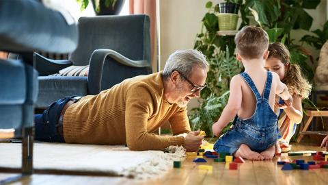 Grandparents are bad for children's health, study says