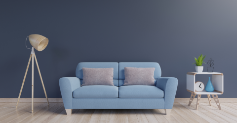 This Woman Transformed Her Living Room With These Cheap And Chic Couch Covers
