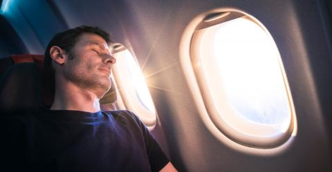 This Is You Should Always Stay Awake During Airplane Take Offs And Landings