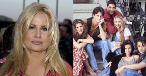 Jennifer Coolidge Reveals The Truth About Her 'Intimidating' Time On Friends
